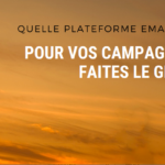 choisir plateforme emailing pour TPE/PME